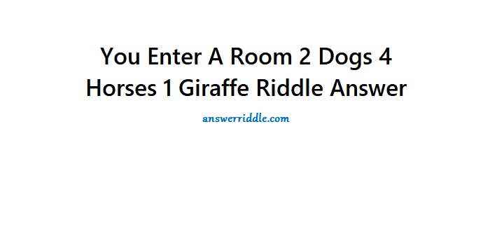 Riddle Answer Riddle Answer Puzzle Crossword Quiz Question